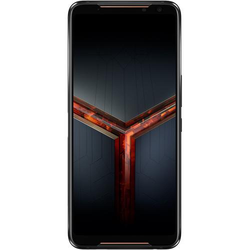 ASUS ROG Phone II Dual-SIM 512GB Smartphone (Unlocked, Black)