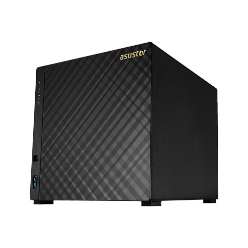 Asustor AS1004T 16TB 4-Bay NAS Server Kit with Drives (4 x 4TB)