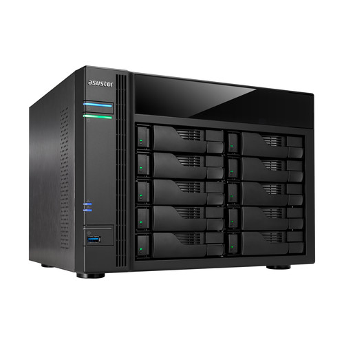Asustor AS5010T 10-Bay NAS Server