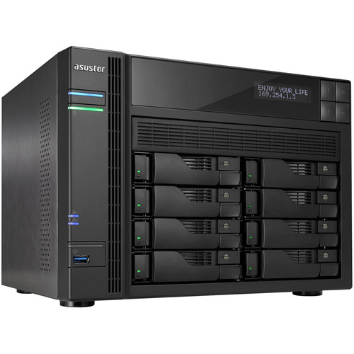 Asustor AS5108T 8-Bay NAS Enclosure