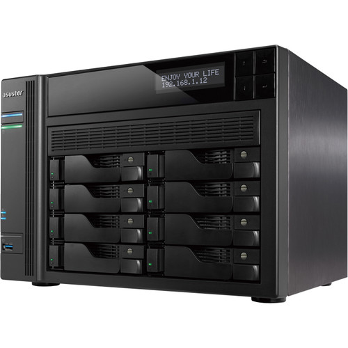 Asustor AS6208T  8-Bay NAS Enclosure