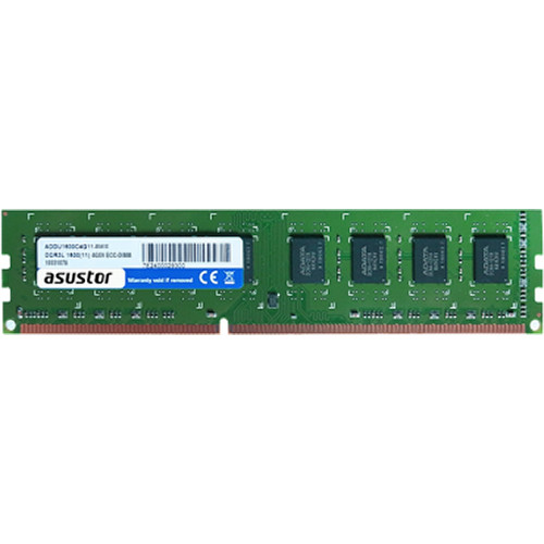 Asustor 4GB DDR3 1600 MHz UDIMM Memory Module