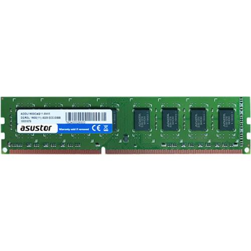 Asustor 4GB DDR3 1600 MHz ECC UDIMM Memory Module