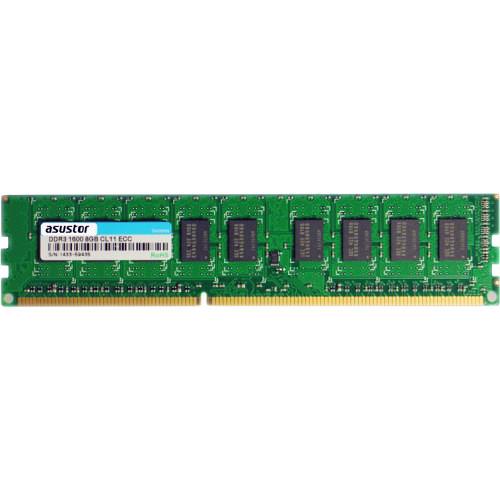 Asustor 8GB DDR3 1600 MHz ECC UDIMM Memory Module