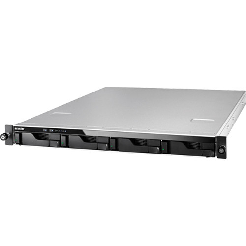 Asustor AS-204RS 4-Bay SMB NAS Server with 1U/2U Rail Kit