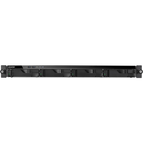 Asustor AS-604RD 4-Bay Rackmount NAS Servers with Rail (Diskless)