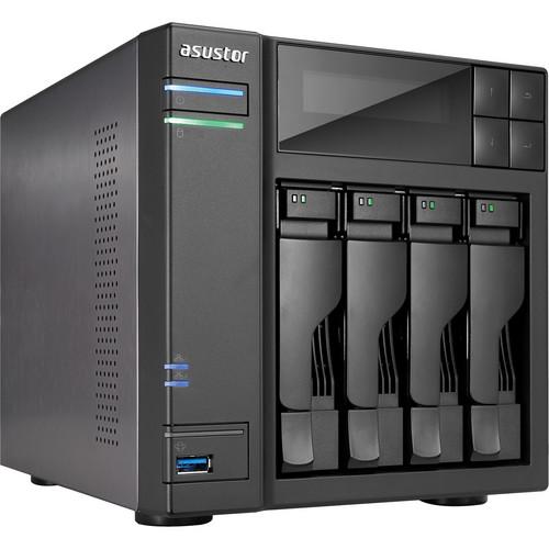 Asustor 12TB (4 x 3TB) 4-Bay NAS RAID Kit