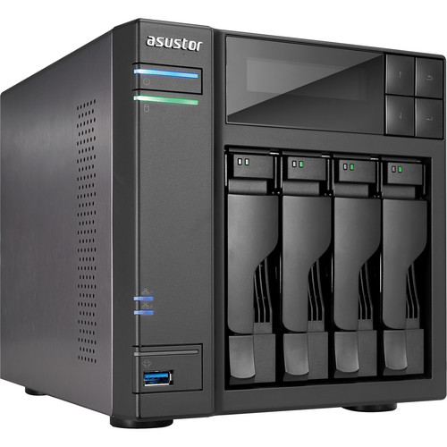 Asustor AS-604T 4-Bay NAS Server