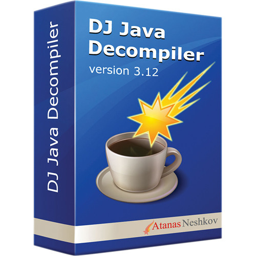 Atanas Neshkov DJ Java Decompiler (Version 3.12)