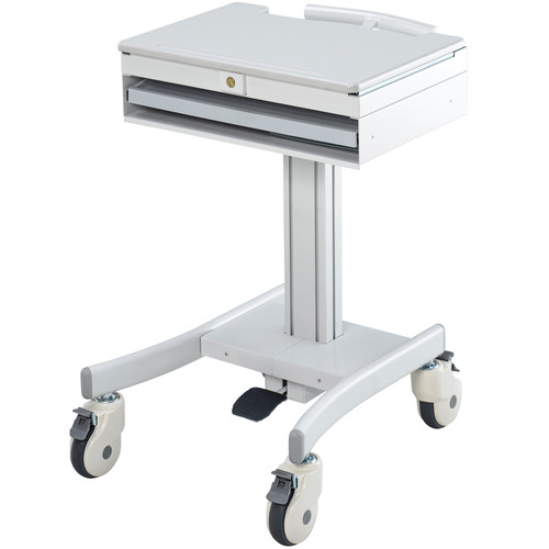 Atdec A-NC All-Purpose Mobile Notebook Cart for Notebooks up to 15.6""
