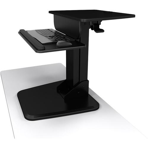 Atdec Sit-to-Stand Adjustable Workstation (Freestanding Design)