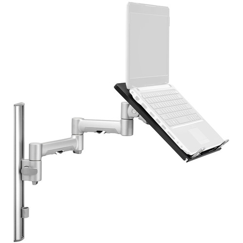 "Atdec SYSTEMA SNW4635S 18.1"" Notebook Arm with 13.8"" Wall Mount Channel"