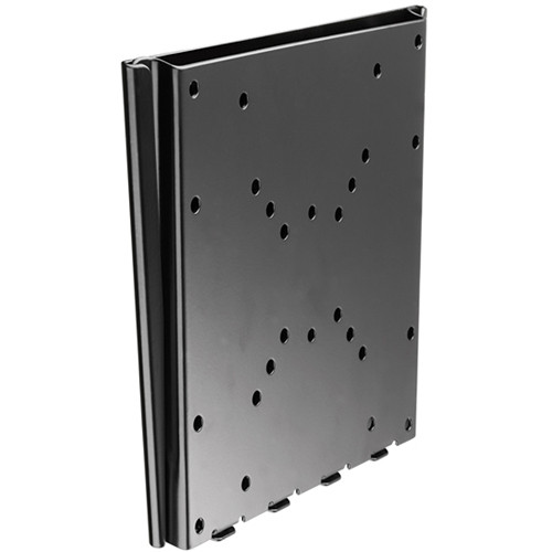 Atdec Telehook TH-2250-VF Fixed Flat Screen Wall Mount (Black)