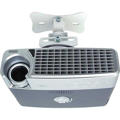 Atdec Telehook TH-WH-PJ-FM Flush Projector Ceiling Mount (White)