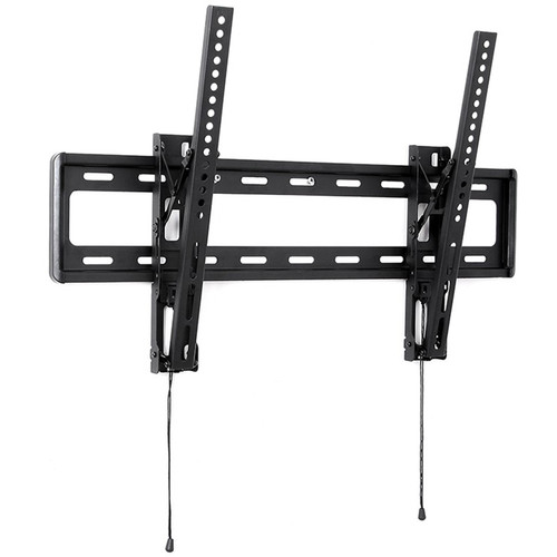 Atdec Telehook Low-Profile Wall Mount for Single LCD/LED/Plasma TV up to 65""