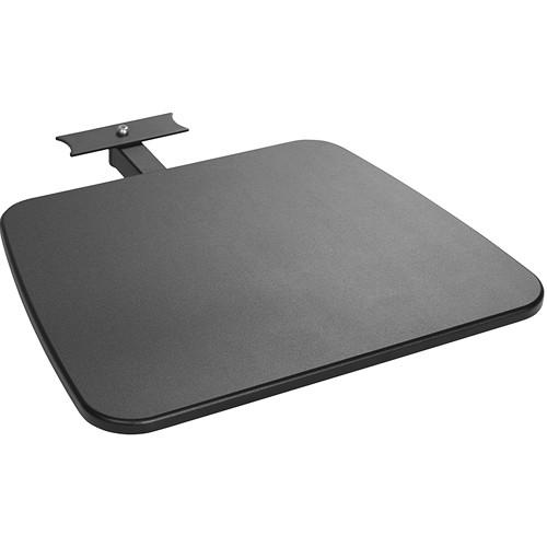 Atdec Telehook TH-TVS Media Shelf Accessory (Dark Gray)