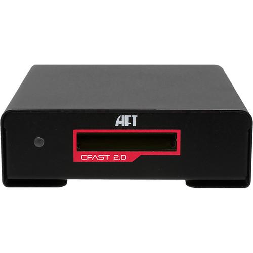Atech Flash Technology Blackjet VX-1C CFast 2.0 USB 3.1 Gen 2 Type-C Card Reader