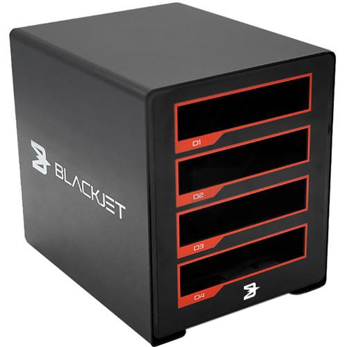 BLACKJET Thunderbolt 3 4-Bay Cinema Dock System