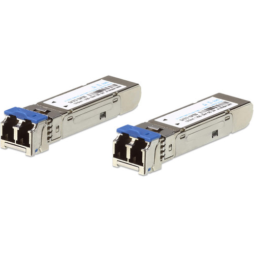 ATEN Fiber Multi-Mode 1.25 Gb/s SFP Transceiver Module (550m, 2 Modules)