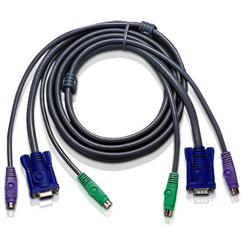 ATEN PS/2 KVM Cable (6 m)