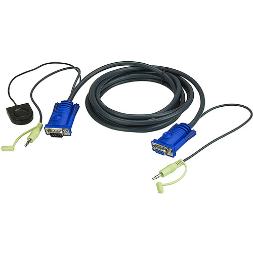 ATEN 2L-5202B Port Switching VGA Cable