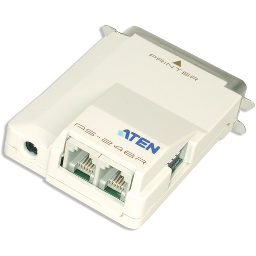 ATEN AS248R Flash/Net Printer Network Receiver