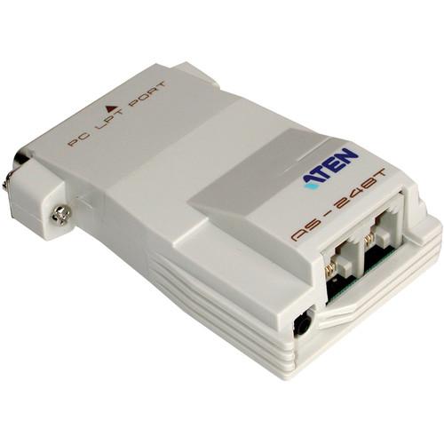 ATEN AS248T Flash/Net Printer Network Transmitter