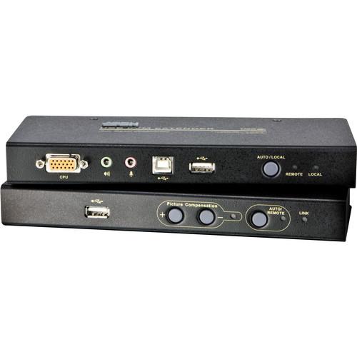 ATEN CE800B USB KVM Extender with On-Board Audio