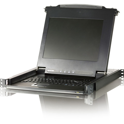 "ATEN CL1000MTAA Slideaway LCD Console (17"")"