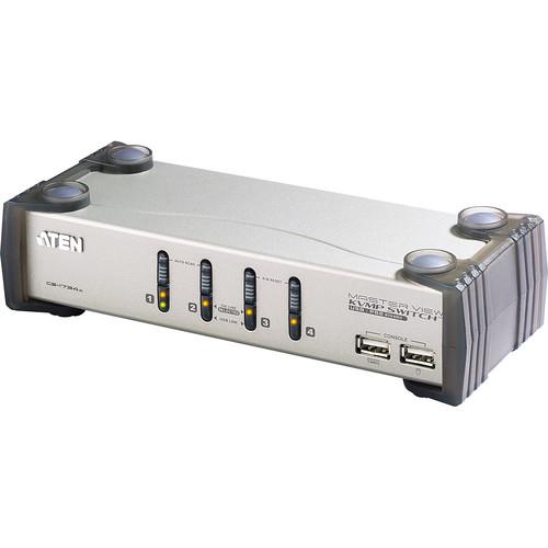 ATEN CS1734A 4-Port USB KVMP Switch