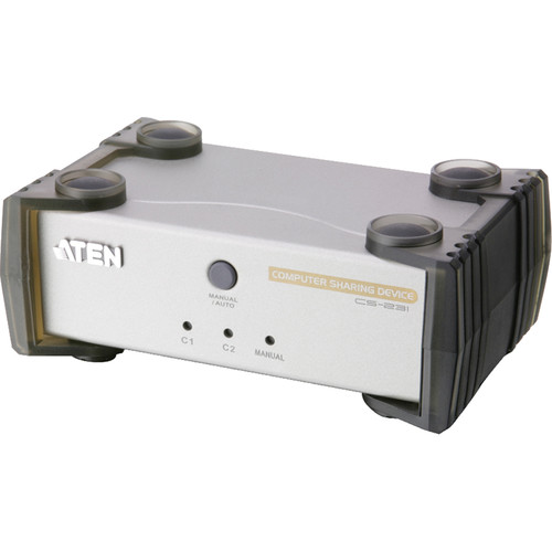 ATEN CS231 Computer Sharing KVM Switch