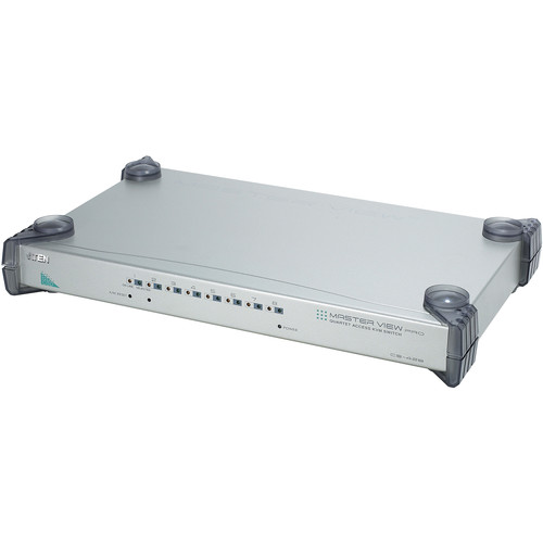 ATEN CS 428 Multi-Console 8-Port PS/2 KVM Switch (4-User)