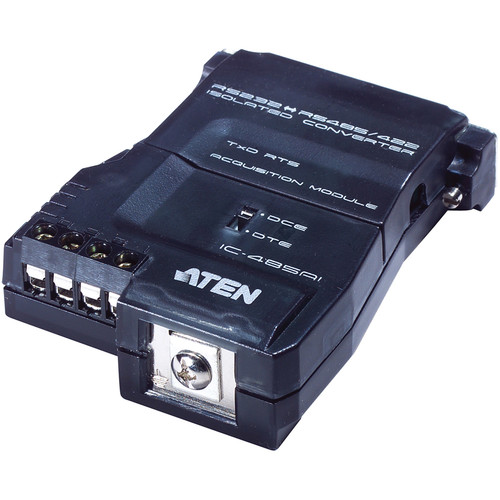ATEN IC485AI RS-232 to RS-422/RS-485 Bidirectional Converter