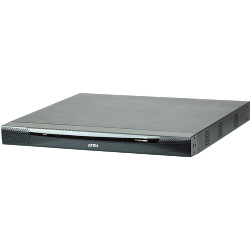 ATEN KN Series 16-Port KVM over IP Switch with Dual Power/LAN (1-Local + 4-Remote Access)