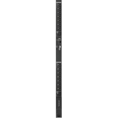 ATEN PE5216G eco PDU Power Distribution Unit (10A/15A per IEC Outlet, 16 Outlets, 240 VAC)