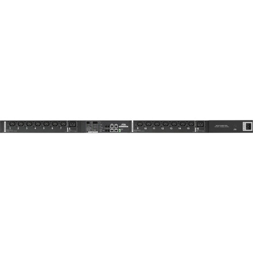 ATEN PE8216B eco PDU (14 x C13 and 2 x C19) with Outlet Monitoring