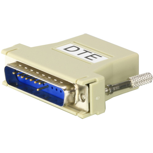 ATEN RJ-45 (Female) to DB25 (Male) DTE to DTE Interface Adapter