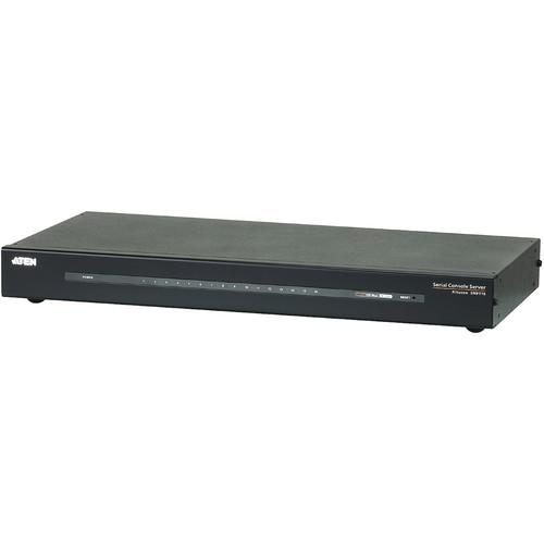 ATEN 16-Port Serial Console Server