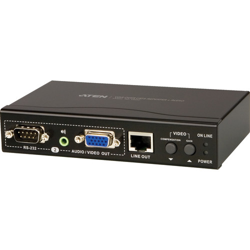 ATEN VB552 VGA/Audio Cat5e/6 Repeater with Dual Outputs