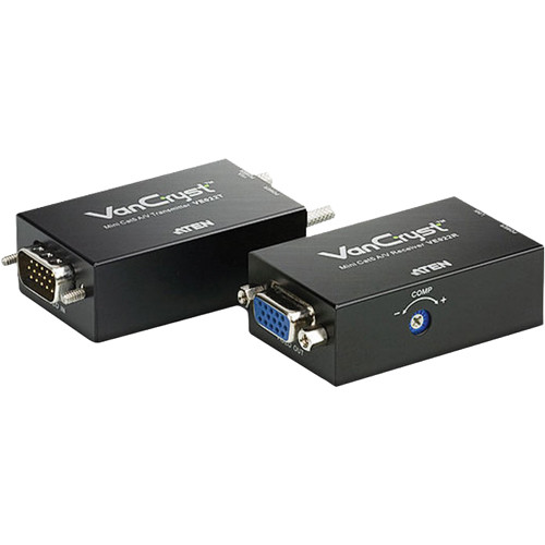 ATEN VE022 Mini CAT5 A/V Extender