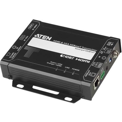 ATEN VE2812T HDMI & VGA with Audio HDBaseT Transmitter