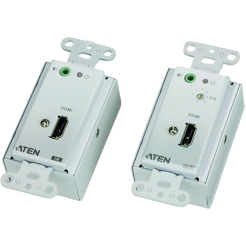 ATEN VE806 HDMI Over CAT 5 Wall Plate Extender