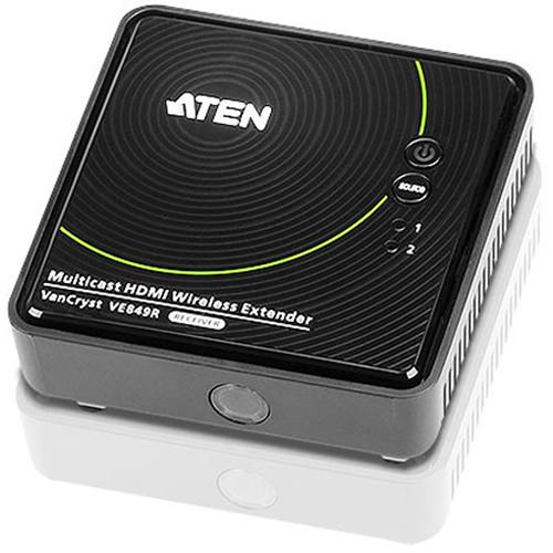 ATEN Multicast 2-Port HDMI Wireless Receiver (100')