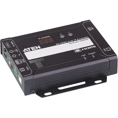 ATEN 4K HDMI Extender over IP Transmitter