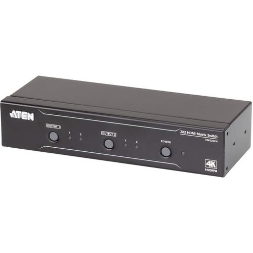 ATEN 2x2 HDMI Matrix Switch