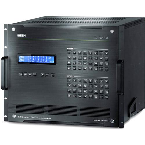 ATEN VM3200 32x32 Modular Matrix Switch