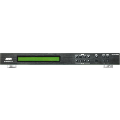 ATEN VM5404D 4x4 DVI Matrix Switch with Scaler