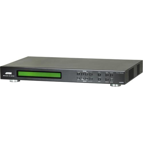 ATEN VM5404H 4x4 HDMI Matrix Switch with Scaler
