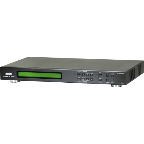 ATEN VM5404H 4x4 HDMI Matrix Switch with Scaler