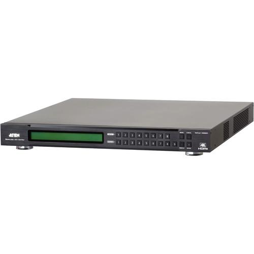 ATEN 8 x 9 4K HDMI Matrix Switch with Scaler